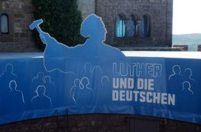 Eisenach Marcin Luter na zamku Wartburg