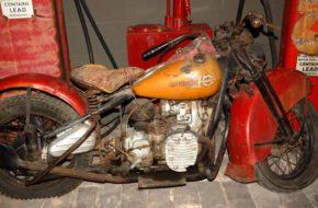 Otrokovice Muzeum Harleya-Davidsona