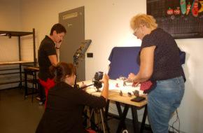 Zlin Studio filmowe fabrykanta butów