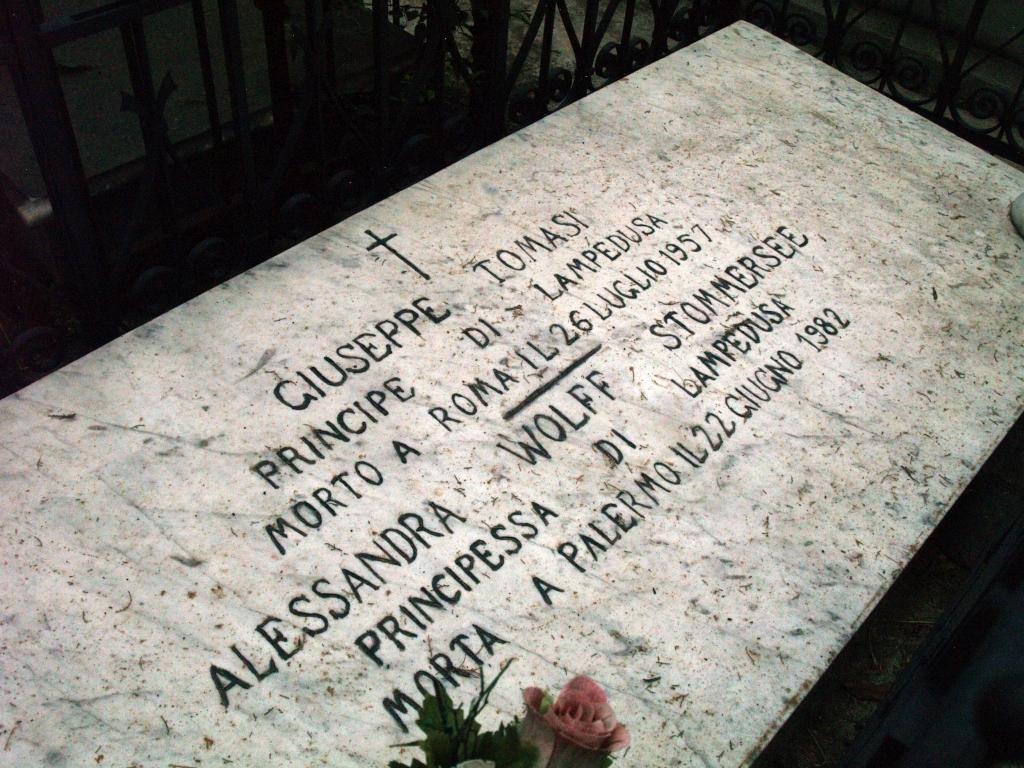Palermo. Na cmentarzu kapucynów
