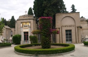 Palermo Na cmentarzu kapucynów