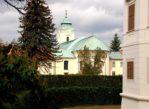 Holešov. Pałac na Bursztynowym Szlaku
