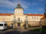 Hořovice. Dwa pałace w jednym miasteczku