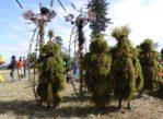 Papua Nowa Gwinea. Radosne tańce w dzień niepodległości