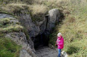Bilcze Złote Werteba, jaskinia pełna historii
