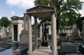 Paryż Montparnasse i polskie na nim groby