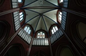 Bad Doberan Ceglany kościół pocysterski
