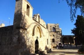 Agia Napa Klasztor w Świętym Gaju