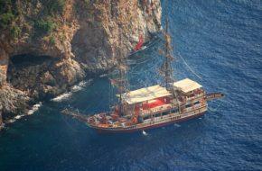 Alanya Perła tureckiego wybrzeża