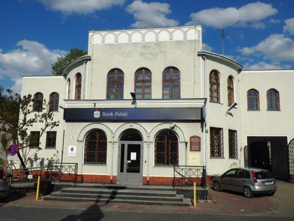 Bochnia. Synagoga przy ulicy Trudnej