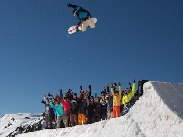 Ischgl. Ćwierć wieku na snowboardzie