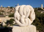 Agia Napa. Park Rzeźb wśród skał i krzewów