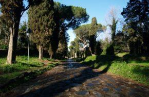 Rzym Via Appia Antica, królowa rzymskich dróg