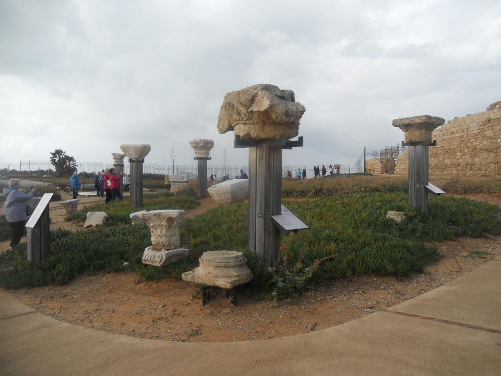 Cezarea. Stolica Heroda, siedziba Piłata