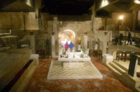Nazaret Bazylika Zwiastowania Pańskiego