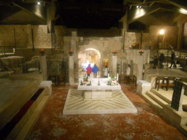 Nazaret. Bazylika Zwiastowania Pańskiego