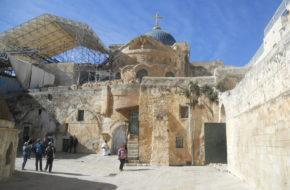 Jerozolima Bazylika Grobu Pańskiego