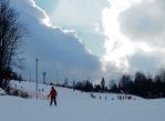 Karlov pod Pradědem. Dla adeptów sztuki narciarskiej