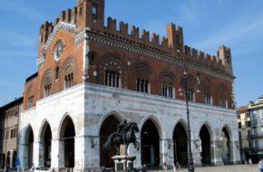 Piacenza Miasto z ducha lombardzkie
