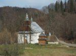 Łopienka. Sanktuarium w pustej dolinie