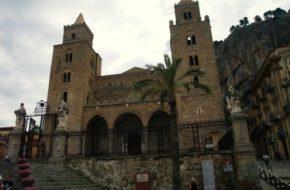 Cefalù Katedra arabsko-normańska