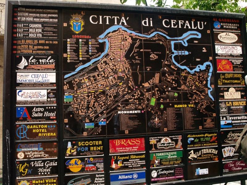 Cefalù. Urokliwe miastko w górach Madonie