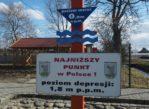 Raczki Elbląskie. Najgłębsza depresja w Polsce