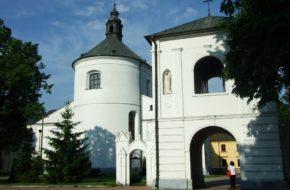 Drohiczyn Katedra, korona i plener nad Bugiem