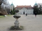 Nieborów. Barokowy pałac co oparł się burzom