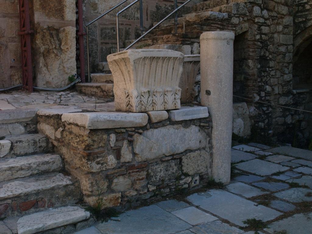 Ateny. Dafni – monastyr przy Świętej Drodze