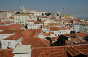 Lizbona Miłość od pierwszego wejrzenia