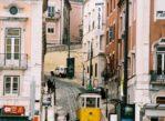 Lizbona. Stolica Portugalii jest kobietą