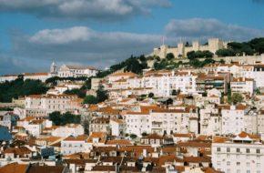 Lizbona Stolica Portugalii jest kobietą