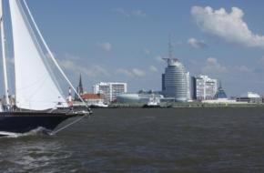 Bremerhaven Port nad Morzem Północnym
