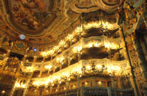 Bayreuth Barokowa Opera Margrabiów