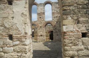 Nesebyr 23 cerkwie w czarnomorskim kurorcie
