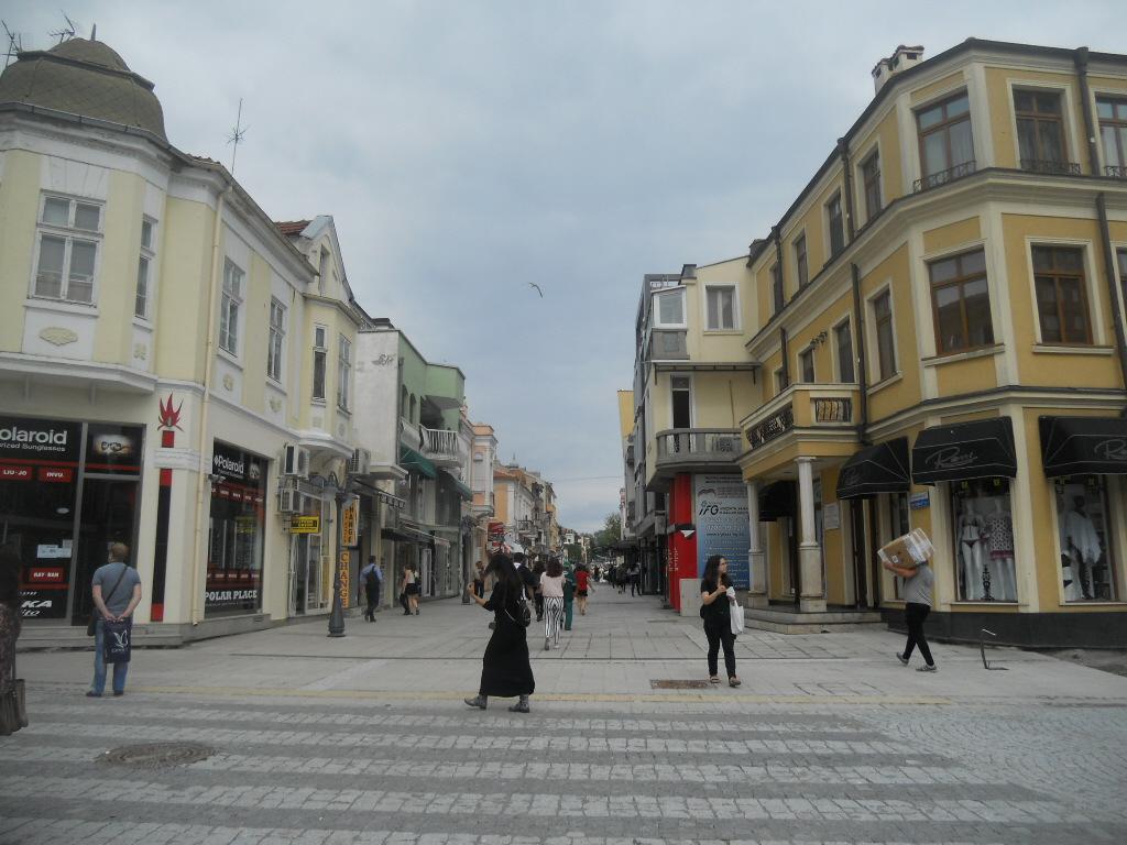 Burgas. Port, fabryki i nadmorskie uzdrowisko