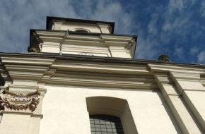 Rymanów Kościół, który był kalwińskim zborem