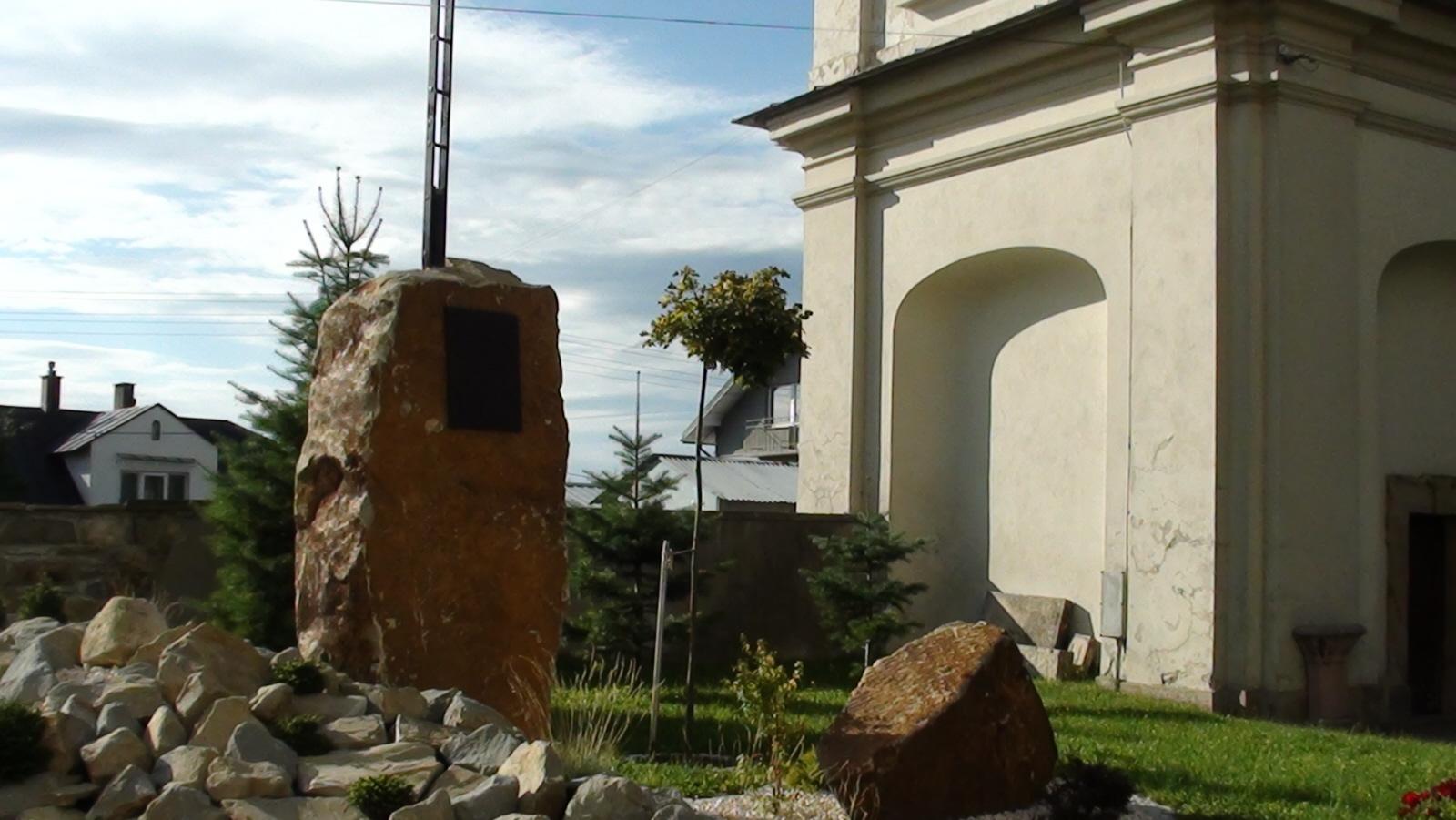 Rymanów. Kościół, który był kalwińskim zborem