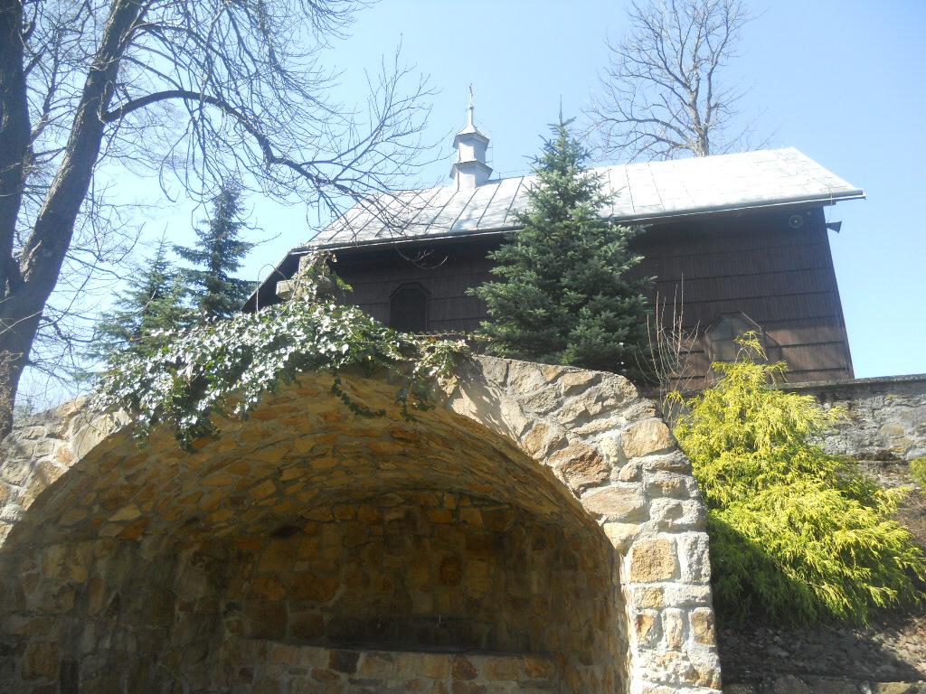Klimkówka. Sanktuarium Znalezienia Krzyża Świętego