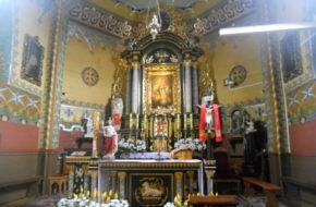 Klimkówka Zwykły kościół z niezwykłym wnętrzem