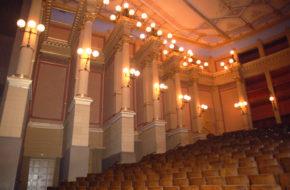 Bayreuth Teatr Festiwalowy Wagnera