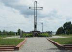 Giżycko. Krzyż św. Brunona z Kwerfurtu