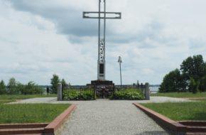 Giżycko Krzyż św. Brunona z Kwerfurtu