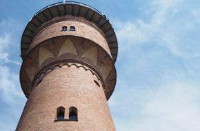 Giżycko Widokowa wieża ciśnień