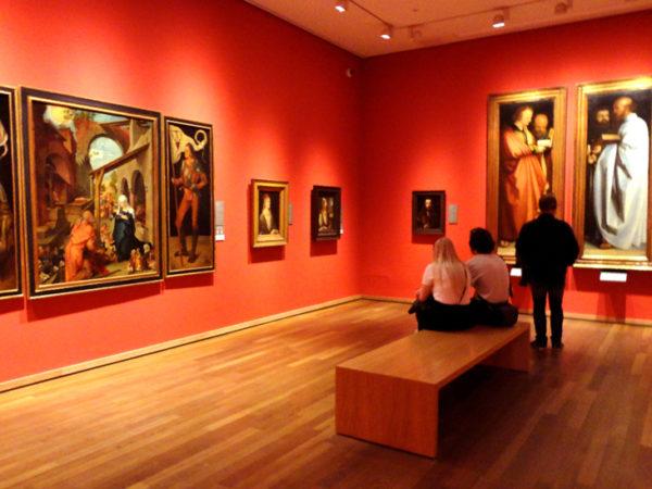 Norymberga. W domu Albrechta Dürera