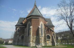 Lubatowa Kościół o ciekawej architekturze