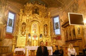 Iwonicz Drewniany kościół ma pięćset lat