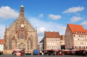 Norymberga Sakralne skarby – gotyckie kościoły