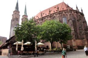 Norymberga Fara, czyli kościół św. Sebalda
